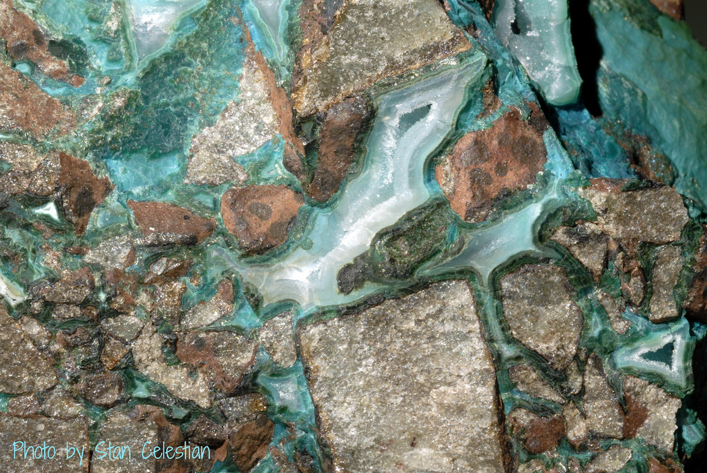 The Celestian Earth Science ImageCollection