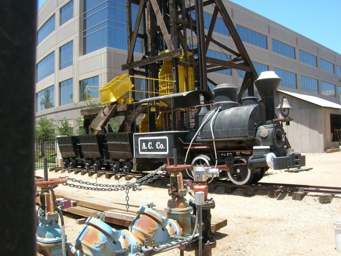 Arizona Mining and MineralMuseum